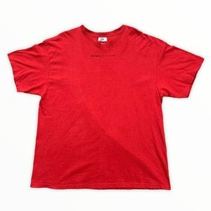 """90's """"Soul of the Game"""" Middle Swoosh Nike Tee"""
